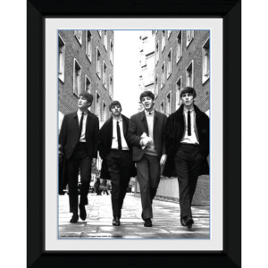 "The Beatles In London - 8"""" x 6"""" Framed Photographic"