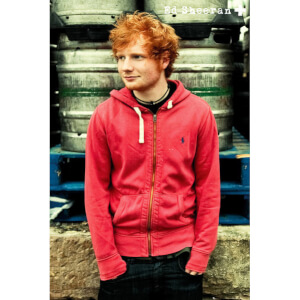 Ed Sheeran Pin Up - Maxi Poster - 61 x 91.5cm