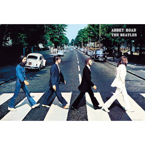 The Beatles Abbey Road - Maxi Poster - 61 x 91.5cm