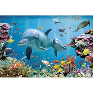 Tropical Underwater Ocean - Maxi Poster - 61 x 91.5cm