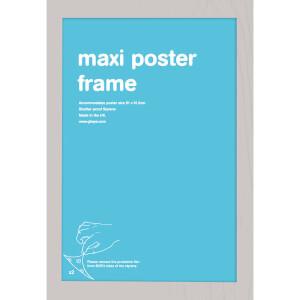 Silver Frame Maxi - Maxi Frame - 61 x 91.5cm