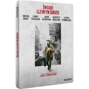 Inside Llewyn Davis - Zavvi UK Exclusive Ultra Limited Edition Steelbook