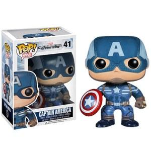 Marvel Captain America: Winter Soldier - Captain America Pop! Vinyl Figure
