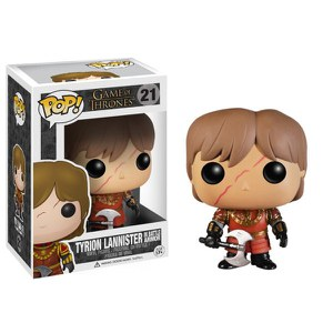Figurine Pop! Tyrion Lannister en Armure - Game of Thrones