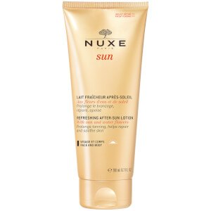 Loción refrescante after-sun cuerpo y rostro NUXE Sun (200ml) - Exclusivo