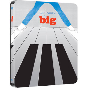 Big - Limited Edition Steelbook (UK EDITION)