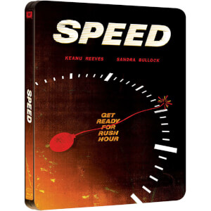 Speed - Limited Edition Steelbook (UK EDITION)