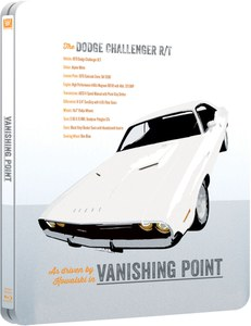 Vanishing Point - Limited Edition Steelbook (UK EDITION)