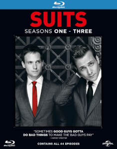 Suits - Saisons 1-3