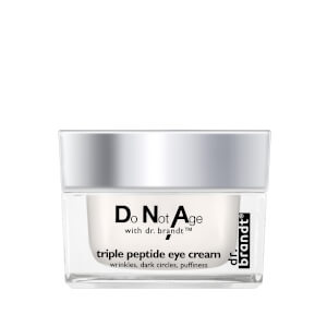 Dr. Brandt Do Not Age with Dr. Brandt Triple-Peptid Augencreme (15 g)