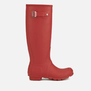 Hunter Women's Original Tall Wellies - Military Red
