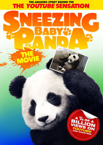 Sneezing Baby Pena - Movie