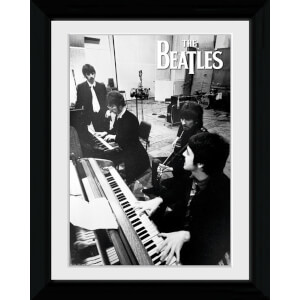 The Beatles Studio - Collector Print - 30 x 40cm