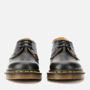 Dr. Martens 1461 Smooth Leather 3-Eye Shoes - Black: Image 4