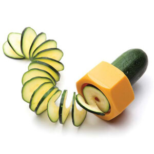 Cucumbo Spiral Slicer - Green