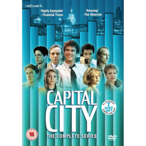 Capital City - The Complete Series