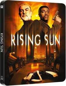 Rising Sun - Steelbook Edition (UK EDITION)