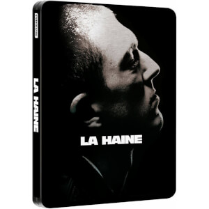 La Haine - Zavvi UK Exclusive Limited Edition Steelbook (Ultra Limited Print Run)