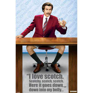 Anchorman - Maxi Poster - 61 x 91.5cm