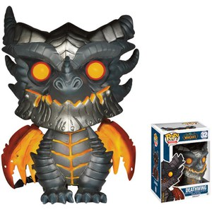 World of Warcraft Deathwing 6 Inch Oversized Funko Pop! Vinyl