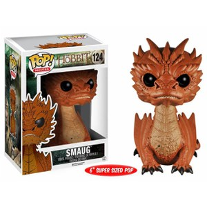 Figurine Pop! Smaug Oversized Le Hobbit 15 cm