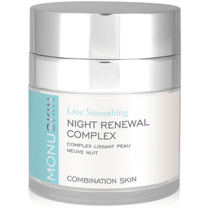 MONU Night Renewal Complex -yövoide (50ml)