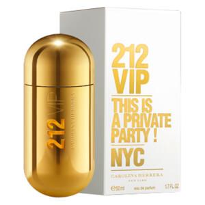 Eau de Parfum 212 VIP da Carolina Herrera 50 ml