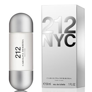 Carolina Herrera NYC 212 eau de toilette 30ml