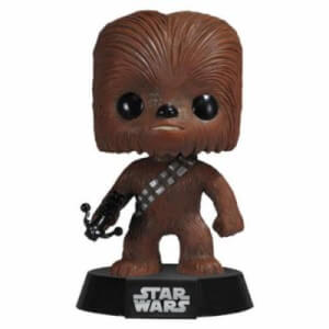 Star Wars Chewbacca Pop! Vinyl Figur