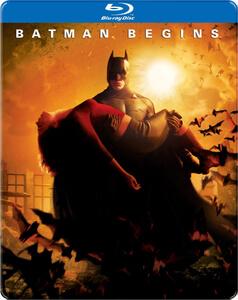 Batman Begins - Import - Limited Edition Steelbook (Region 1)