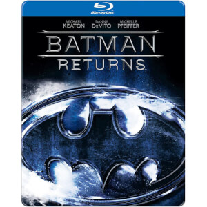 Batman Returns - Import - Limited Edition Steelbook (Region 1)