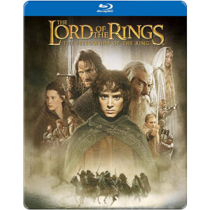The Lord of The Rings: Fellowship Of The Ring - Import - Limited Edition Steelbook (Region 1)