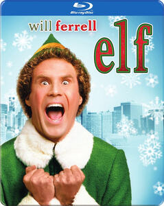 Elf: 10th Anniversary - Import - Limited Edition Steelbook (Region 1)