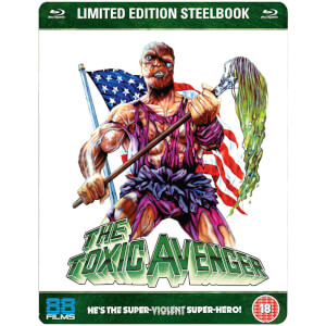 The Toxic Avenger - Zavvi UK Exclusive Limited Edition Steelbook