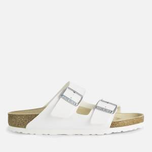 Birkenstock Women's Arizona Slim Fit Double Strap Sandals - White