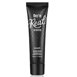 benefit They're Real Waterproof Eye Makeup Remover