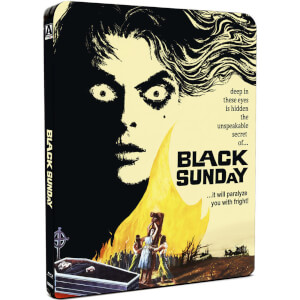 Black Sunday - Zavvi UK Exclusive Limited Edition Steelbook