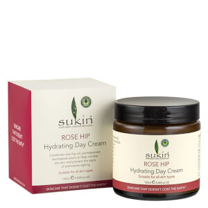 Rose Hip Hydrating Day Cream (4 oz)