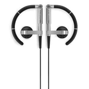 Bang & Olufsen A8 Earphones - Black/Aluminium