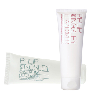 Set exfoliante Philip Kingsley Spa at Home