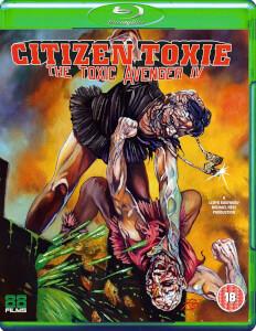The Toxic Avenger IV: Citizen Toxie