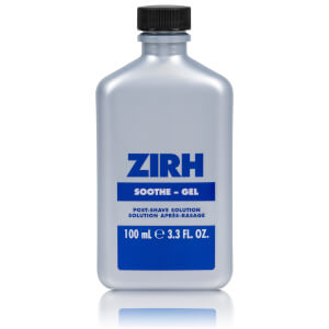Zirh Soothe Gel Post Shave Solution 100ml