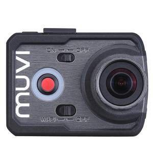 Veho Muvi K-Series Handsfree Camera with Wi-Fi, 1080p, 30fps