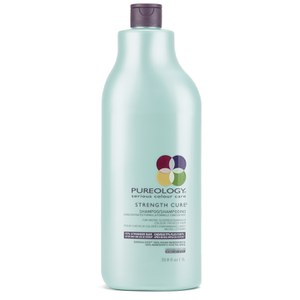 Pureology Strength Cure Shampoo (1000ml): Image 1