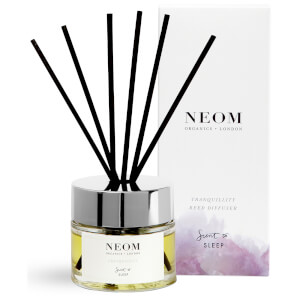 "Diffuseur à roseaux ""Tranquillity"" de NEOM Organics (100 ml)."