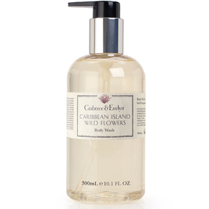 Crabtree & Evelyn Caribbean Island Wild Flowers Body Wash (300 ml)