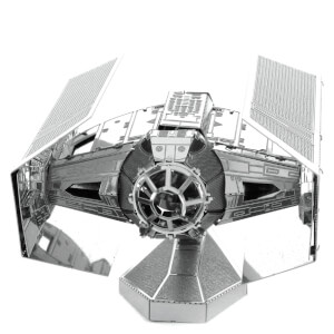 Maquette Métal 3D Star Wars: TIE Fighter Dark Vador
