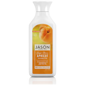 Super Shine Apricot Shampoo de JASON 473ml