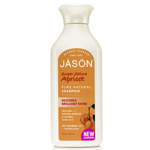 JASON Shampoo Ultra-Brillante all'Albicocca 473ml