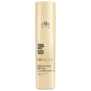 label.m Brightening Blonde Conditioner - für blondes Haar